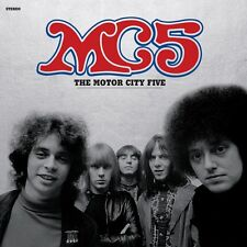 MC5 - The  Motor City Five - NEW SEALED Lmt Ed LP - Run Out Groove #1