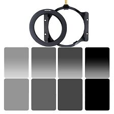 Neutral Density Filter Graduated ND24816 filter+72mm ring+Holder Kit For Cokin Z