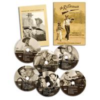 The Rifleman Collector Edition Season 3 (Episodes 77 - 110) DVD Box Set