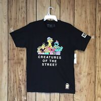 🔥 Large Sesame Street x Neff COLLAB rare T-shirt NWT Streetware