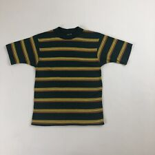Boys Vtg 60s 70s Towncraft Penneys Striped Dacron Polyester/Cotton Shirt Sz 18