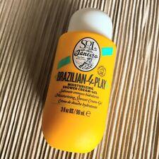 Sol de Janeiro Brazilian 4 Play Moisturizing Cream Shower Gel 3oz / 90ml Sealed