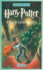 HARRY POTTER Y LA CAMARA SECRETA (2), POR: J.K. ROWLING