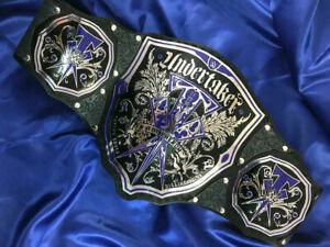 NEW WWF UNDERTAKER THE PHENOM TITLE WWE WRESTLING REPLICA CHAMPIONSHIP BELT