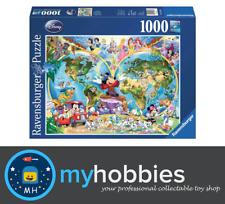 Ravensburger RB157853 Disney's World Map Puzzle - 1000 Pieces