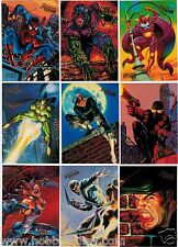 1995 SPIDER-MAN FLEER ULTRA SERIES II 2 MARVEL VENOM COMPLETE CARD SET #1-150