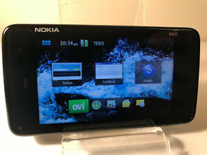 Nokia N900 - 32GB - Black (Unlocked) Smartphone Mobile Slider