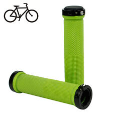 Fahrrad Griffe MTB Fixe BMX Grips Gummi Anti-Rutsch-Griff Grün