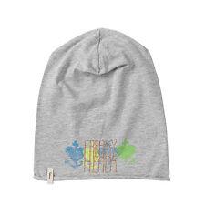 (M66) Leichte FREAKY HEADS Mütze rolling Jersey Beanie mit GLH und Logo Druck