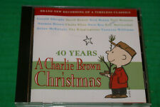 40 Years: A Charlie Brown Christmas by Various Artists 2005 Santa Claus
