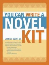 YOU CAN WRITE A NOVEL KIT By James V Smith LIKE NEW  * FREE SHIPPING