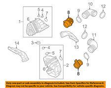 VW VOLKSWAGEN OEM Phaeton Air Cleaner Intake-Air Mass Sensor MAF 07C906461X