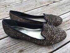 Alfani Animal Print Cheetah Flats Shoes Size 6.5 Momen's