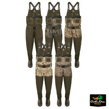 DRAKE WATERFOWL GUARDIAN ELITE 6 LAYER 2-N-1 CHEST WADERS BREATHABLE
