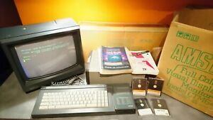Lot Amstrad CPC 6128