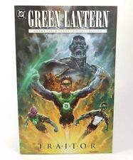 Green Lantern TRAITOR DC Comics Graphic Novel Comic Book TPB - FIRST PRINTING