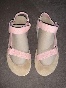 Teva Midform Universal Geometric Leather Sandal - UK Size 7