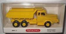 WIKING 086635 H0 Krupp Titan Muldenkipper