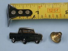 1964-66 Chevrolet Truck vintage hat pin lapel pin tie tac collector button Black