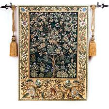 MEDIUM William Morris Tree of Life Tapestry Wall Hanging decoration painting