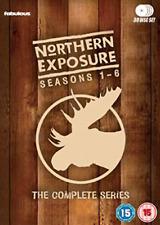 NORTHERN EXPOSURE - COMPLETE SERIES (UK IMPORT) DVD NEW
