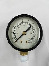 Pressure Gauge 300 psi 1/4 Npt Regulator Unbranded/Generic