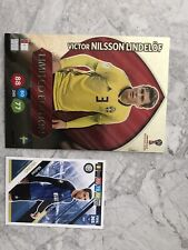 Adrenalyn xl World cup russian 2018 Very rare xxl limited edition Lindelöf