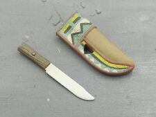1/6 Scale Toy Crazy Horse - Hunting Knife and Sheath