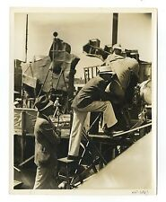 """Early Cinema - Production - Original Behind the Scenes """"Shanghai Madness"""" 8x10"""