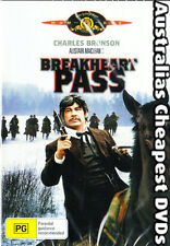 Breakheart Pass DVD NEW, FREE POSTAGE WITHIN AUSTRALIA REGION ALL