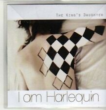 (CU96) The King's Daughter, I Am Harlequin / The Liberty - 2011 DJ CD