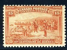 CANADA SCOTT# 102 SG# 194 MINT HINGED AS SHOWN