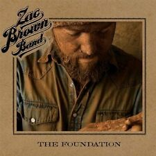 ZAC BROWN BAND CD - THE FOUNDATION (2008) - NEW UNOPENED - COUNTRY