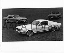 1967 Ford Mustang 2 Door Hardtop & Convertible, Factory Photo (Ref. # 59335)