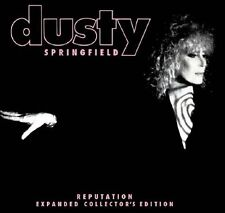 "DUSTY SPRINGFIELD - REPUTATION 2016 REMASTERED 2CD+DVD 1990 ALBUM + 12"" MIXES"