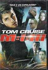 MISSION IMPOSSIBLE III - DVD (NUOVO SIGILLATO)