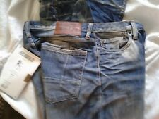 $375 PRPS Jeans  Size 32x32  slim fit  mid  Rise 100% Cotton  made in portugal