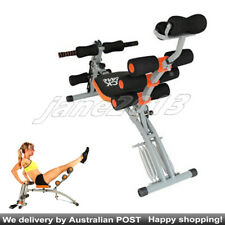 Multifunctional Six Pack Care Abdominal AB Leg Arm Training Gym Exercise system