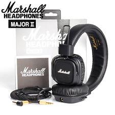 New Marshall Major MK II on ear Headphones Black - AU Seller. Marshall Major 2