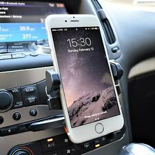 360 Car CD Slot Dash Cell Phone Mount Holder for Apple iPhone 5 6 6S 7 Plus