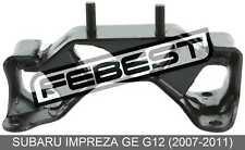 Rear Engine Mount Mt For Subaru Impreza Ge G12 (2007-2011)
