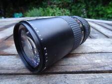 Minolta MD Film Zoom Camera Lenses