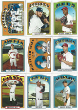 2021 TOPPS HERITAGE SINGLES W/RC'S ***YOU PICK*** #'S 1 - 200