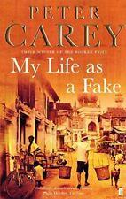 Carey, Peter, My Life as a Fake, UsedVeryGood, Paperback