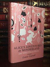 Alice's Adventures in Wonderland & Classics by Lewis Carroll Brand New Hardcover