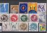 #02 JAPON JAPAN lot de timbres oblitérés // used canceled stamps