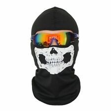 New Motorcycle SKULL Windproof Full Face Mask Hat Beanie Sports Warm Ski Mask