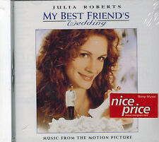 CD My Best Friend's Wedding - Soundtrack - Julia Roberts,Neu,O.V.P