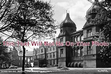 DR 110 - Royal Infirmary, London Road, Derby, Derbyshire - 6x4 Photo