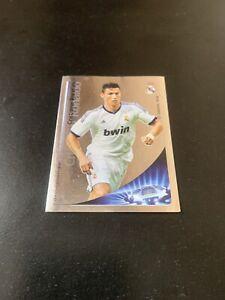 CRISTIANO RONALDO - #245, UEFA Champions League 2012/2013, Metal Rare Sticker
